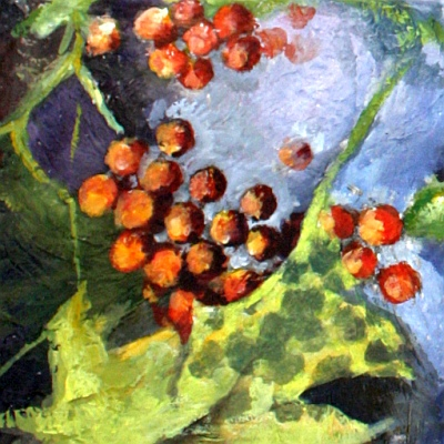 Bilder der Landauer Künstlerin Olga David