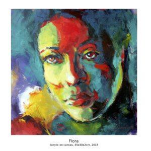 Katalog Bild Flora Olga David 2018