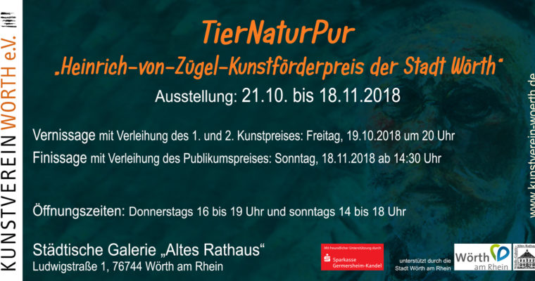 """Nominierung zum """"Heinrich von Zügel"""""""