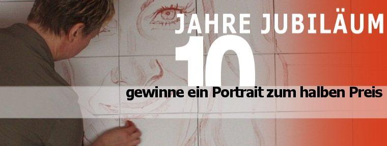10 jähriges Jubiläum Kunst-Atelier Olga David