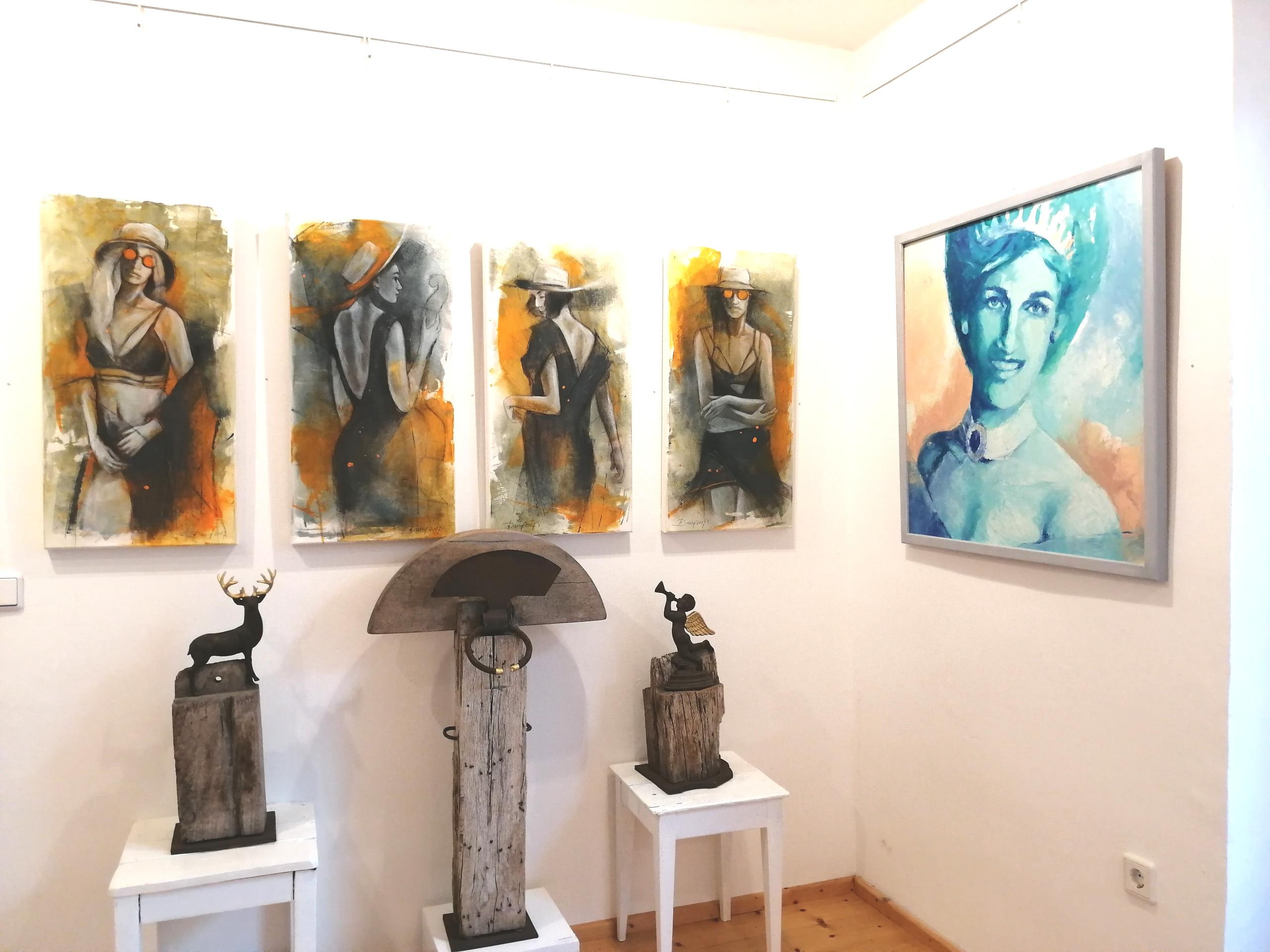 Ausstellung in Erfweiler bei Dahn